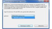 Recovery-Funktionen von Windows 7