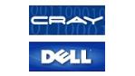 Cray clustert Dell ins HPC-Highend