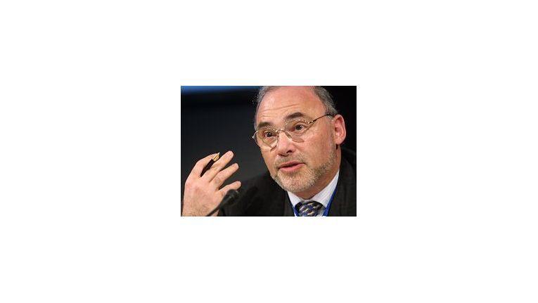 """SAPs Co-CEO Leo Apotheker: """"Vor allem mittelständisch Kunden zurückhaltend"""""""