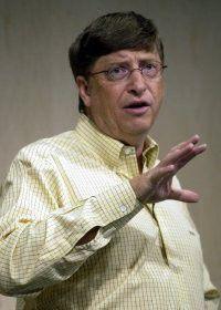 """""""Die .Net Enterprise Server haben wir vielleicht voreilig .Net genannt"""", räumte Bill Gates ein."""