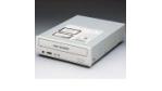HD-Burn: Sanyo-Brenner schreibt 1,4 GB auf eine CD