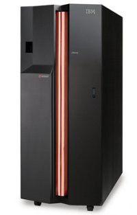 In Q3 verkaufte IBM 45 Prozent mehr Linux-Mainframe-Kapazität als vor einem Jahr - insgesamt ging der zSeries-Umsatz um acht Prozent zurück. Foto: IBM