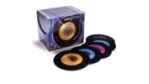 Verbatim liefert CD-Rohlinge im Vinyl-Look