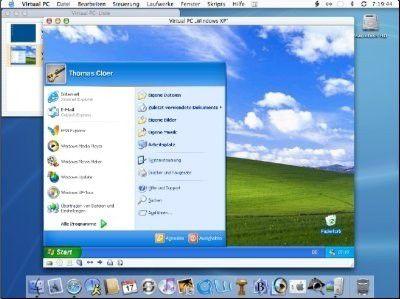 Um den Virtual PC für den Mac kümmert sich künftig Microsofts MacBU. Dem Redmonder Konzern dürfte es aber vorrangig um Connectix' Server-Technik gehen.
