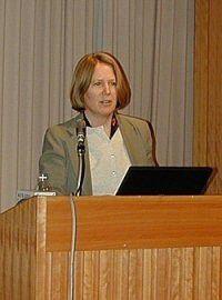 VMware-Chefin Diane Greene macht sich keine Sorgen über das Verhältnis zu IBM und HP.