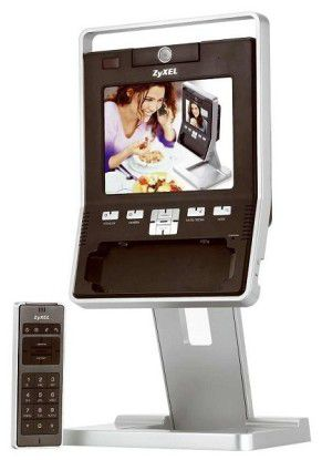Multimedia-Telefon von Zyxel
