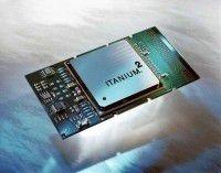 Hoffnungsträger: Der Itanium 2 erreicht im Vergleich zum Vorgänger bessere Leistungswerte.
