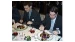 Business-Knigge: Testen Sie Ihre Tischmanieren
