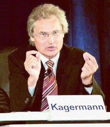 SAP-Vorstandssprecher Henning Kagermann. Neues Preismodell geplant?