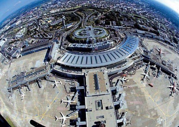 Der Düsseldorfer Flughafen verbucht das drittgrößte Verkehrsvolumen aller deutschne Airports. Fotos: Flughafen Düsseldorf GmbH