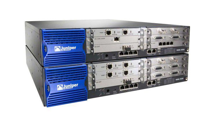 Große Leistung zum kleinen Preis: Die neuen kombinierten Security-Router von Juniper Setworks