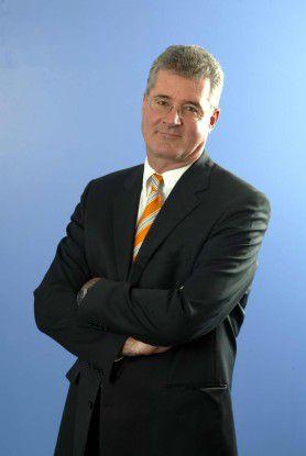 EMCs Europachef Rainer Erlat betreut kommissarisch die deutsche Niederlassung.