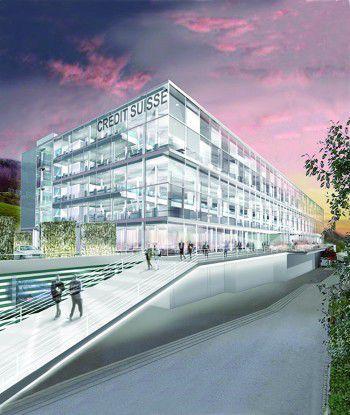 Altbewährtes lässt sich nahtlos in moderne Umgebungen einfügen. Das beweist die Credit Suisse mit ihrem Züricher Zentralgebäude und der Service-orientierten Struktur ihrer Mainframe-Anwendungen.