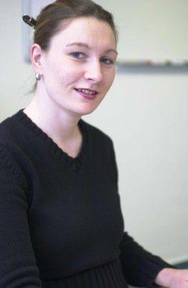 Nicole, Mamier, Realtech: 'Auch die jüngeren Mitarbeiter wissen, dass sie etwas für ihre Altersvorsorge tun müssen.'