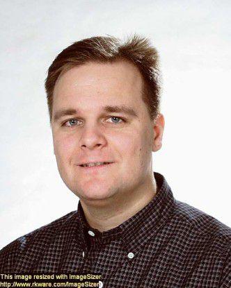 Florian Müller verknüpfte die von ihm initiierte Kampagne NoSoftwarePatents mit der Migration Münchens auf Linux.