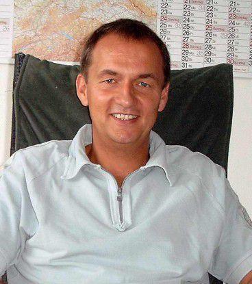 Volker Rehrmann hat den Sprung von der Hochschule zum eigenen Unternehmen geschafft. Heute beschäftigt sein Entsorgungs-Dienstleister 50 Mitarbeiter.