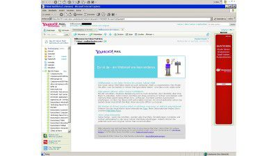 Yahoo Mail = Desktop Mail