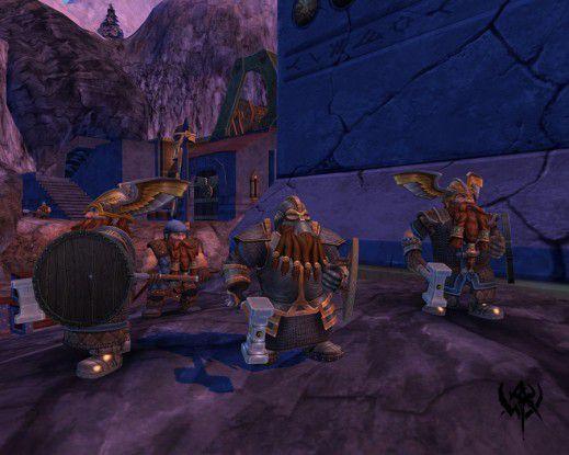 """Mythics """"Warhammer Online: Age of Reckoning"""" soll im Sommer 2007 erscheinen."""