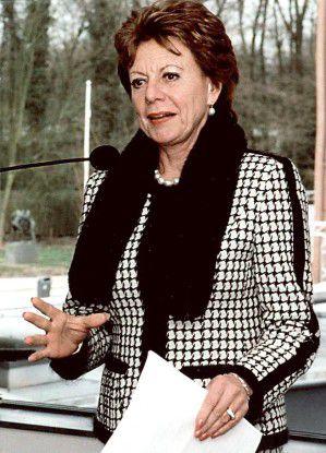 EU-Kommissarin Neelie Kroes verschärft die Gangart gegen Kartellsünder wie Microsoft.