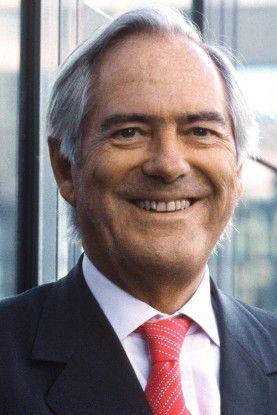 Roland Berger investiert noch einmal Millionen in sein Lebenswerk