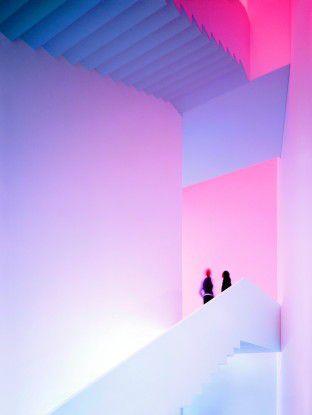 Zumtobel erstellt seine Lichtlösungen im Auftrag des Bauherren, aber der Entscheidungsweg läuft über Architekten oder Lichtplaner. Foto: Günter Lazina