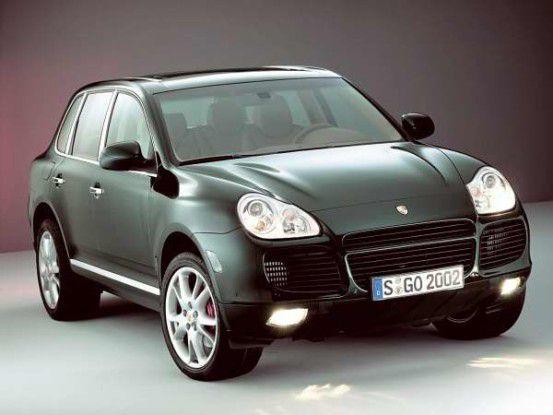 """Der """"Cayenne"""" ist der Porsche unter den Geländewagen."""