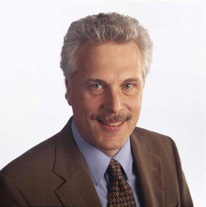 Thomas Volk, CEO von IDS Scheer, stärkt dem Consulting-Bereich den Rücken.