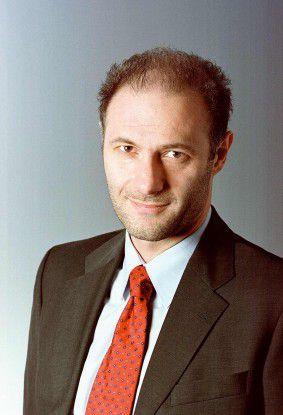 Wolfram Jost, Mitglied des IDS-Scheer-Vorstands