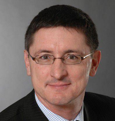 Bertram Mandel, neuer Vice President Sales and Marketing EMEA bei Collax