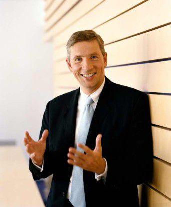 Klaus Kleinfeld hat den Shareholder im Blick - doch der goutiert die Bemühungen des Siemens-Chefs noch nicht.
