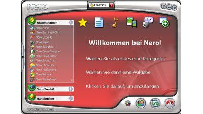 Nero 7 Premium Reloaded noch im September