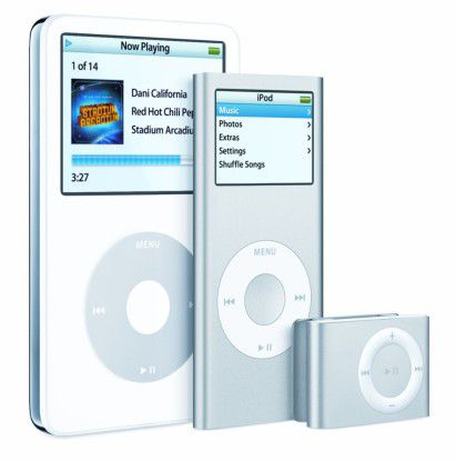 Wo auch immer die (bis zu) 20.000 Songs in Ihrer Hosentasche herkommen - jedenfalls nicht von Apple und iTunes...