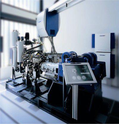 AVL List testet Motoren mittels modernster Mess- und Prüftechnik.