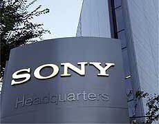 Von der Finanzkrise hart getroffen: Sony