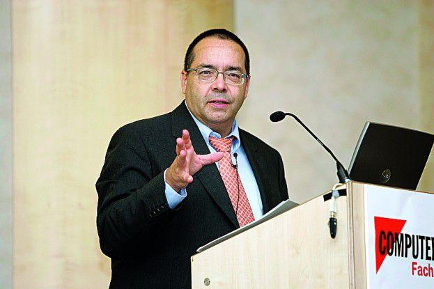 Bezeichnete das EAM als Königsdisziplin der IT: Helmut Krcmar, Professor für Wirtschaftsinformatik an der TU München.