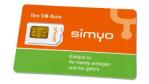 Simyo SIM-Chef: Bis zu 20 Karten online verwalten