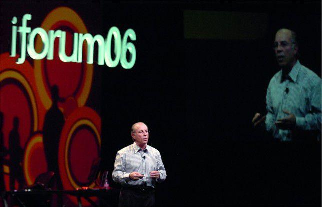 Linux-Themen fehlten auf dem diesjährigen Citrix-Iforum.
