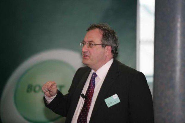 Service-Chef Neil Allpress will jetzt auch Managed Services anbieten.