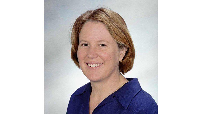VMware-Chefin Diane Greene liefert die Applikation zusammen mit dem Betriebssystem aus.
