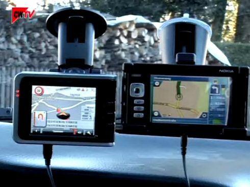 Die COMPUTERWOCHE-Redakteure Jürgen Hill und Martin Bayer nehmen die navigationssysteme von Navigon und Nokia unter die Lupe (Video, ca. 9 Minuten).