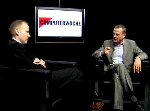 Holger Wolff (links) erklärt die Vorzüge von EAM (ca 6 Min).