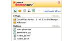 Bequem suchen via Deskbar