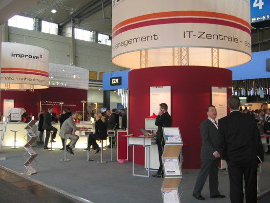 Citrix Messestand 2006