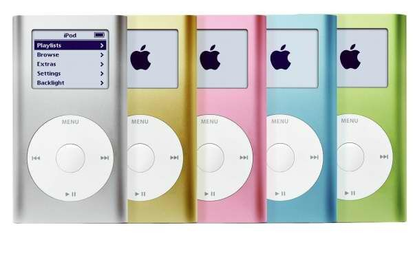Einer der Klassiker: Apples iPod.