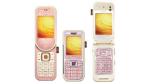 Nokia 7373, 7390: Träume in Pink und 8800 Sirocco Edition