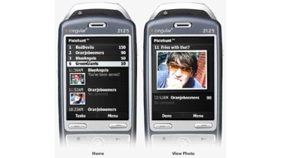 Pixie Hunt: Schnitzel jagen mit Windows Mobile Smartphones