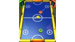 Air Hockey: Spielhallenatmosphäre auf dem Handy