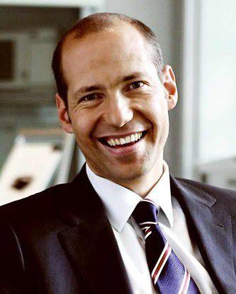 Matthias Hartmann, Leiter der IBM-Beratungssparte: Wir fühlen uns hervorragend aufgestellt. 2007 wird unser Jahr.