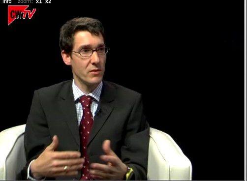 Sicherheitsexperte Wolfram Funk, Experton Group, erklärt in diesem Video, wie es um die Sicherheit in Deutschen Unternehmen bestellt ist.