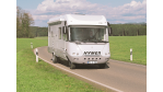 Dachzeile: Wohnmobilhersteller Hymer trackt Fahrzeuge mit Wi-Fi-Tags - Foto: Hymer AG